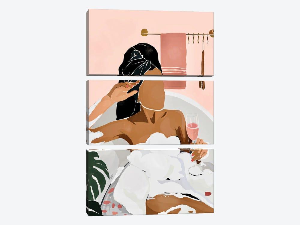 Unwind by Bria Nicole 3-piece Canvas Artwork
