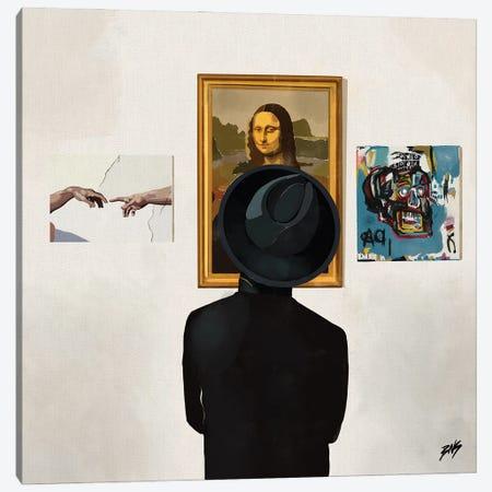 Art Enthusiast Canvas Print #BNC32} by Bria Nicole Canvas Art