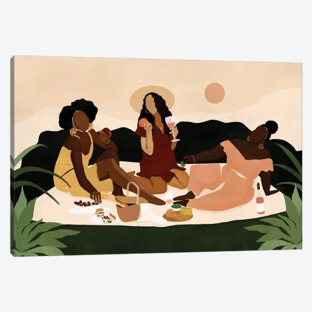 Sis-nic Canvas Print #BNC35} by Bria Nicole Canvas Art Print