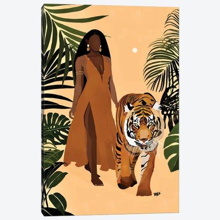 Aliya Canvas Print #BNC41} by Bria Nicole Canvas Print