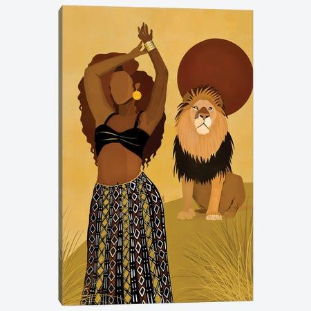 Maya Canvas Print #BNC43} by Bria Nicole Canvas Art Print