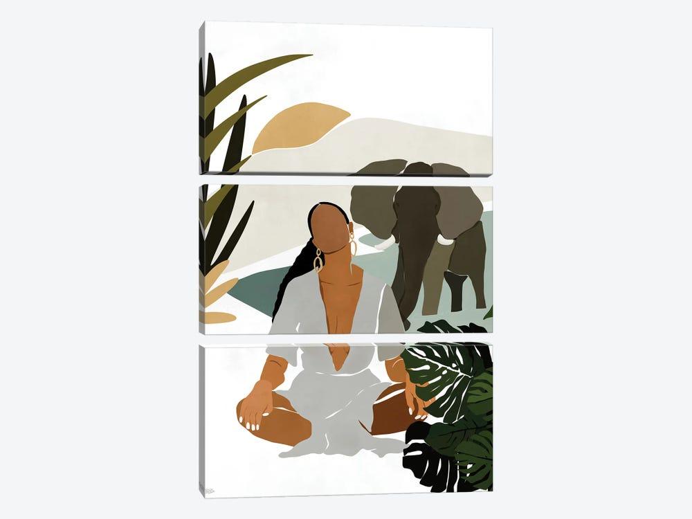Rayne by Bria Nicole 3-piece Canvas Print