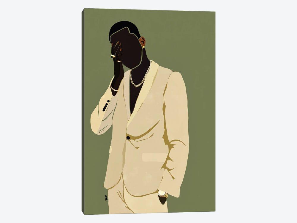 Pierre by Bria Nicole 1-piece Canvas Print