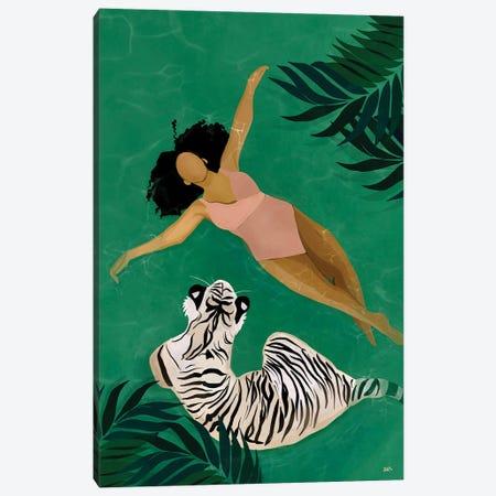 Drift Canvas Print #BNC61} by Bria Nicole Art Print