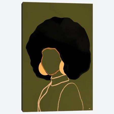 Diana Canvas Print #BNC63} by Bria Nicole Canvas Art Print