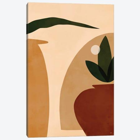Ochre Canvas Print #BNC64} by Bria Nicole Canvas Artwork