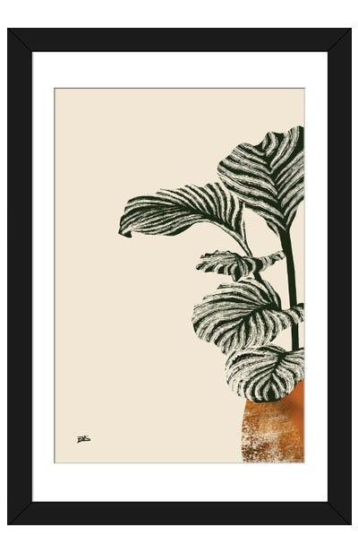 Calas I (bronze) Framed Art Print