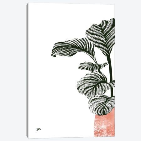 Calas II (rose gold) Canvas Print #BNC81} by Bria Nicole Canvas Print