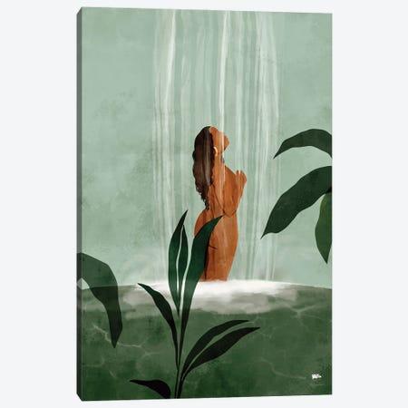 Rain On Me Canvas Print #BNC87} by Bria Nicole Canvas Wall Art