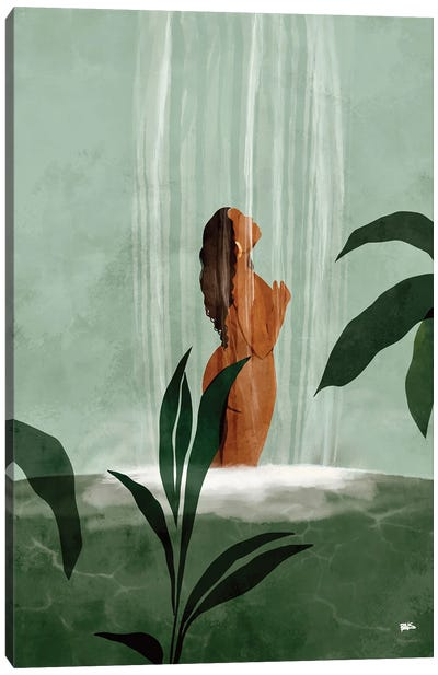 Rain On Me Canvas Art Print