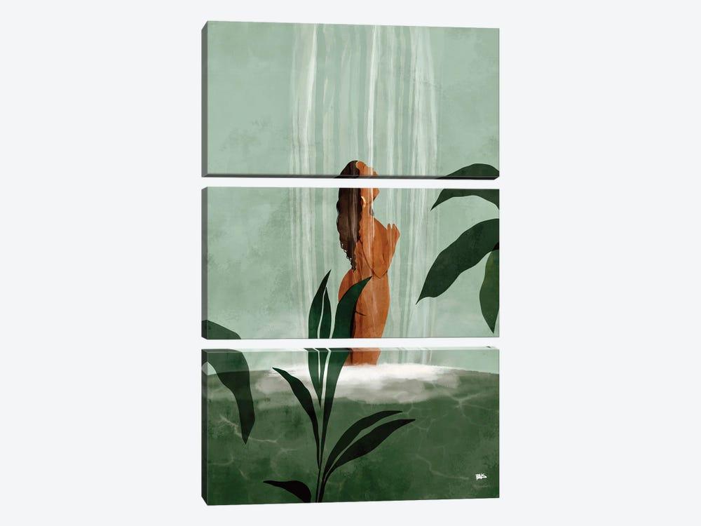 Rain On Me by Bria Nicole 3-piece Canvas Wall Art