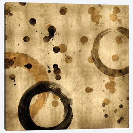 As A Matter Of Fact II Canvas Print #BNE12} by Brent Nelson Canvas Artwork