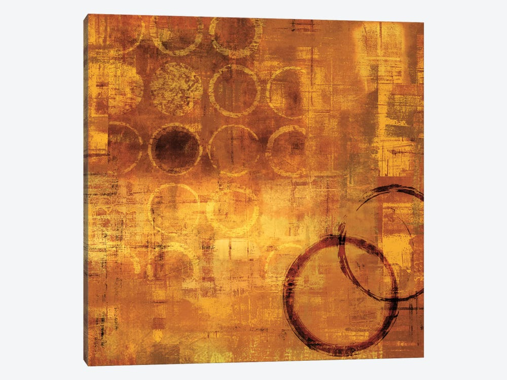 De Oro by Brent Nelson 1-piece Canvas Artwork