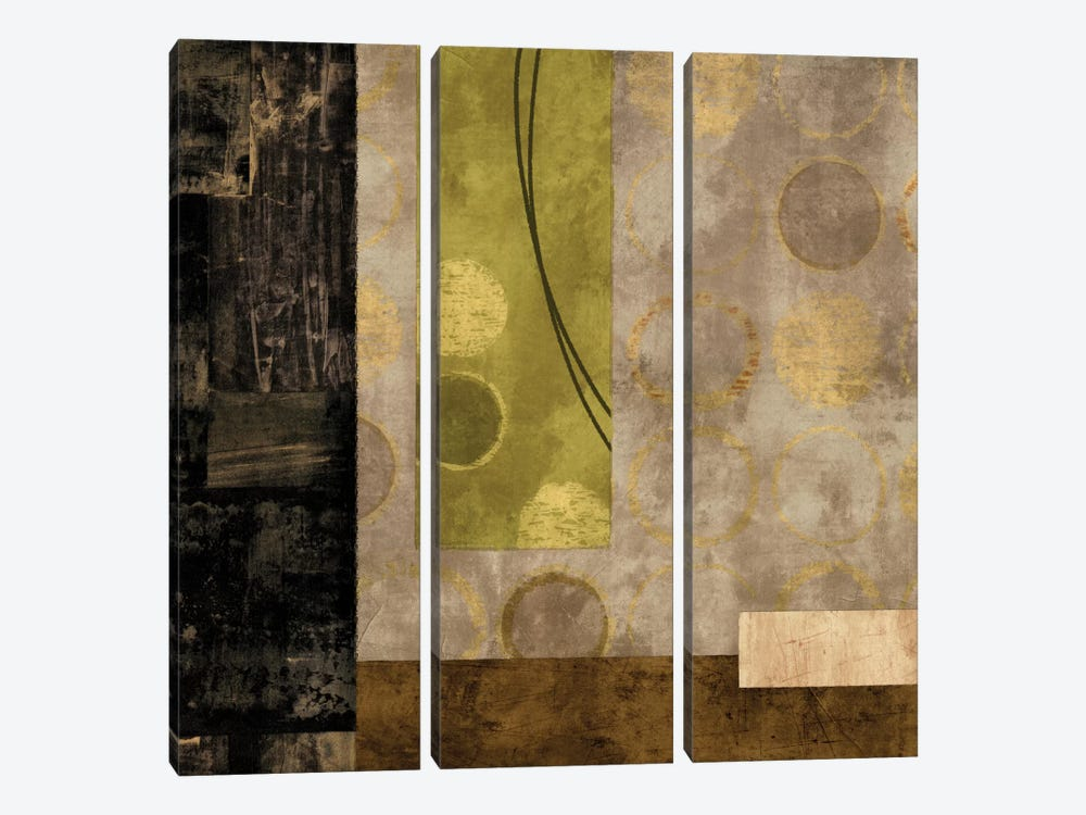 Escalate by Brent Nelson 3-piece Canvas Art