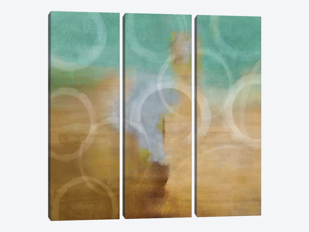Ethereal I 3-piece Canvas Art Print