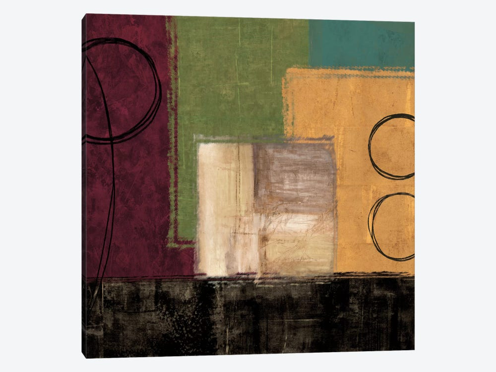 For The Sake Of It II by Brent Nelson 1-piece Canvas Wall Art