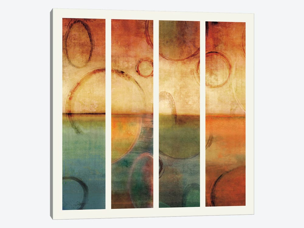 Horizons I by Brent Nelson 1-piece Canvas Print
