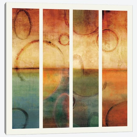 Horizons I Canvas Print #BNE44} by Brent Nelson Canvas Art