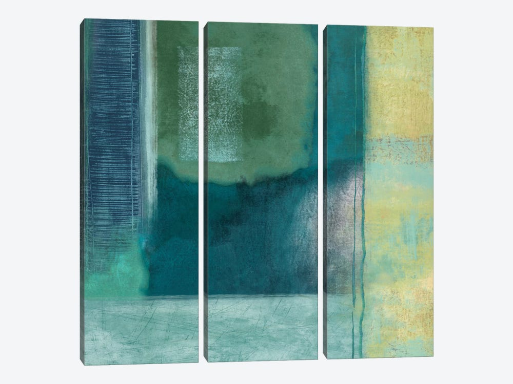 Interlude I by Brent Nelson 3-piece Canvas Wall Art