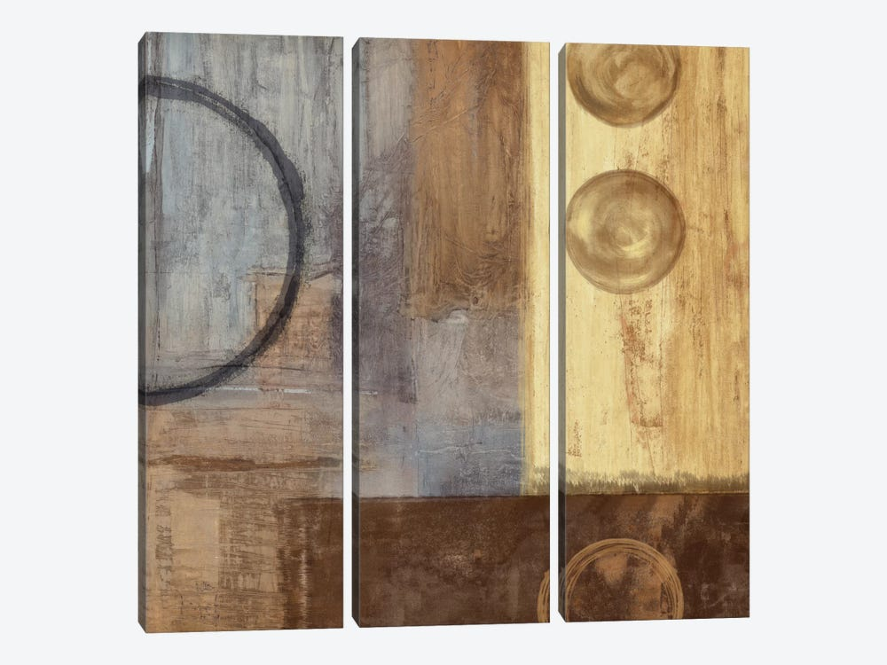 Momentum I by Brent Nelson 3-piece Canvas Art