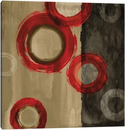 On A Roll II Canvas Print #BNE65