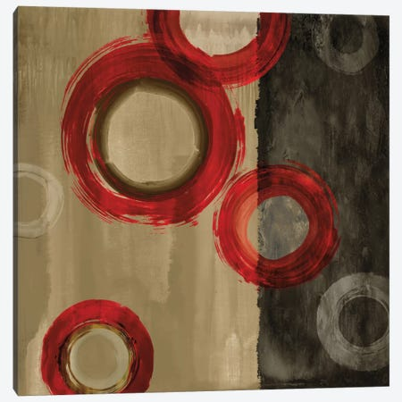 On A Roll II Canvas Print #BNE65} by Brent Nelson Canvas Art
