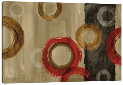 Passing Through Canvas Art Print