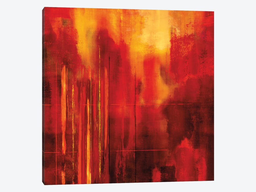 Red Zone II 1-piece Art Print