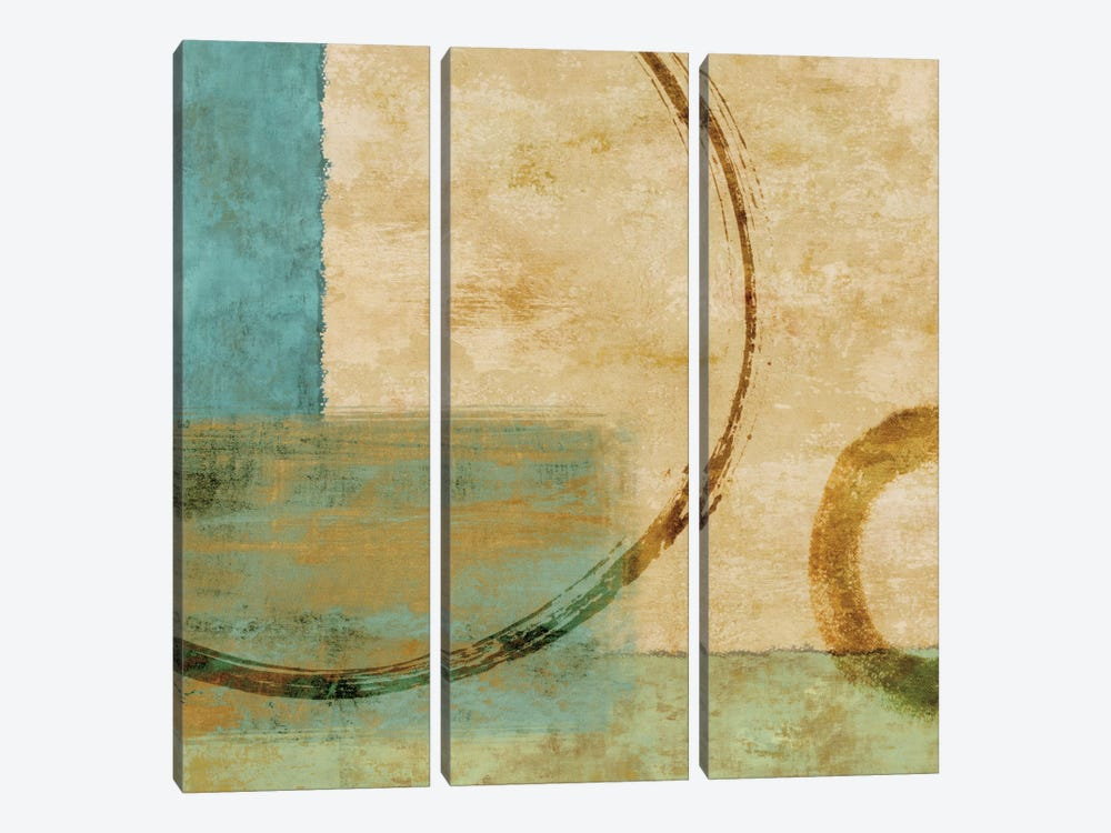 Relativity I by Brent Nelson 3-piece Canvas Art