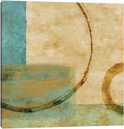 Relativity I Canvas Art Print