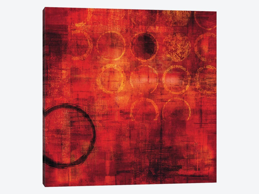 Rojo by Brent Nelson 1-piece Canvas Wall Art