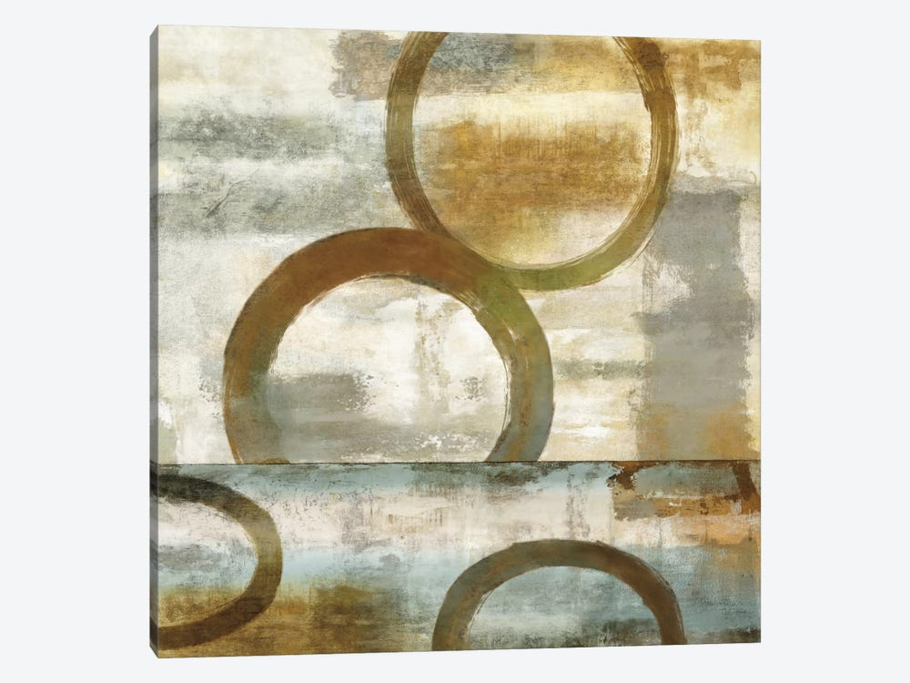 Round And Round II by Brent Nelson 1-piece Art Print