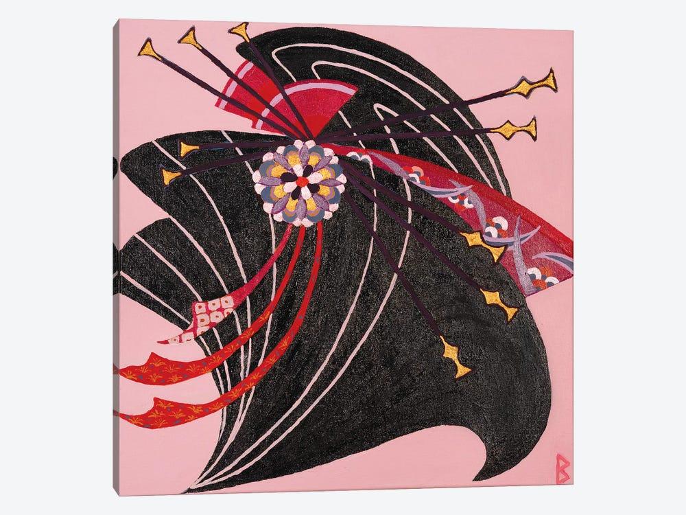 Geisha by Berit Bredahl Nielsen 1-piece Art Print