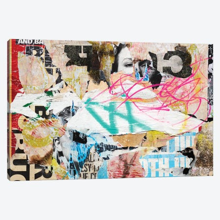 Resonance Of History Canvas Print #BNP10} by Benjamin Phillips Art Print