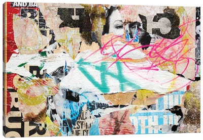 Resonance Of History Canvas Art Print