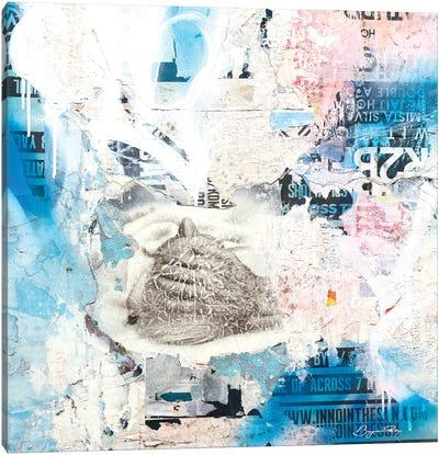 Vows Canvas Art Print