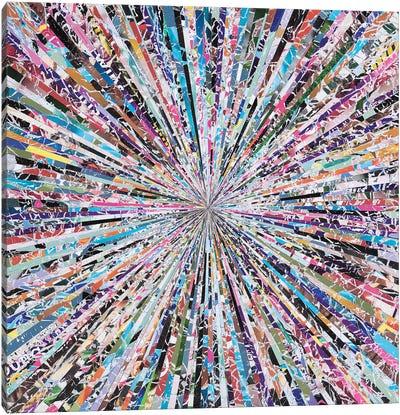 Chaotic Tendencies Canvas Art Print