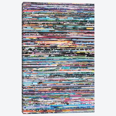 Concrete Pulse Canvas Print #BNP21} by Benjamin Phillips Canvas Art
