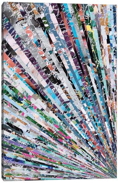 Debt Pout Canvas Art Print