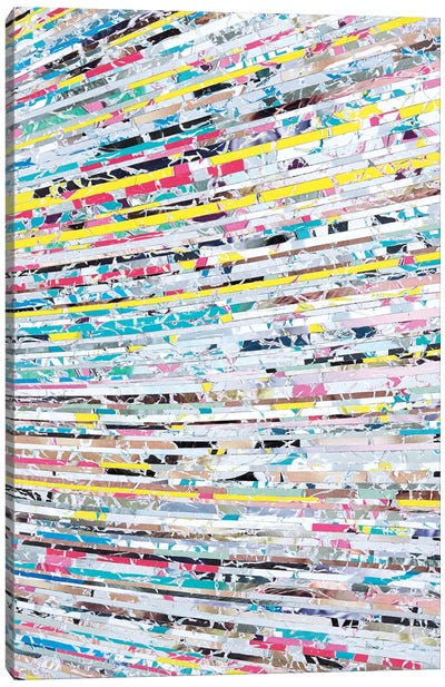 Sweep Canvas Art Print