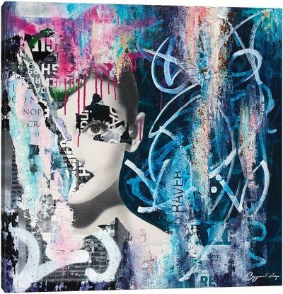 Sensitivity Of Time Canvas Art Print