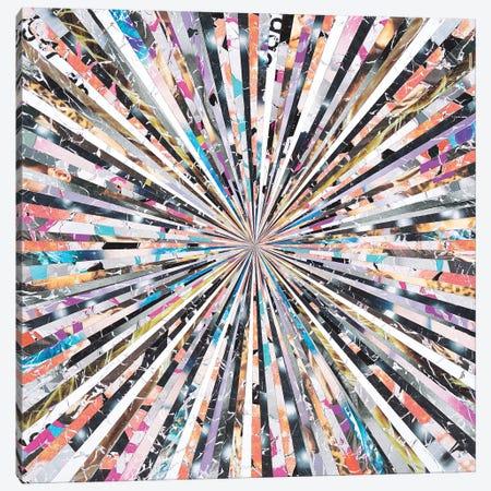 Blitz Canvas Print #BNP34} by Benjamin Phillips Canvas Artwork