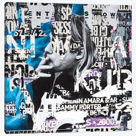 Kurt Canvas Print #BNP4} by Benjamin Phillips Canvas Wall Art
