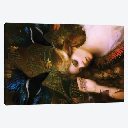 Dreamcatcher Canvas Print #BNT11} by Bente Schlick Canvas Print