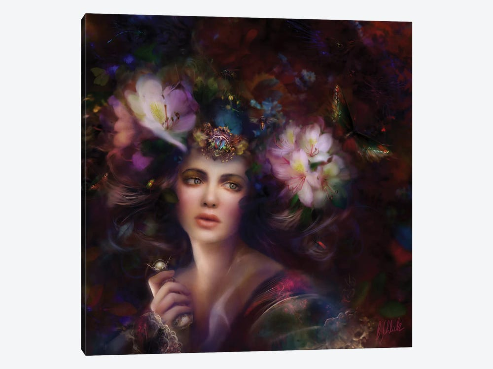 Eden by Bente Schlick 1-piece Art Print
