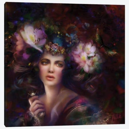 Eden Canvas Print #BNT13} by Bente Schlick Canvas Print