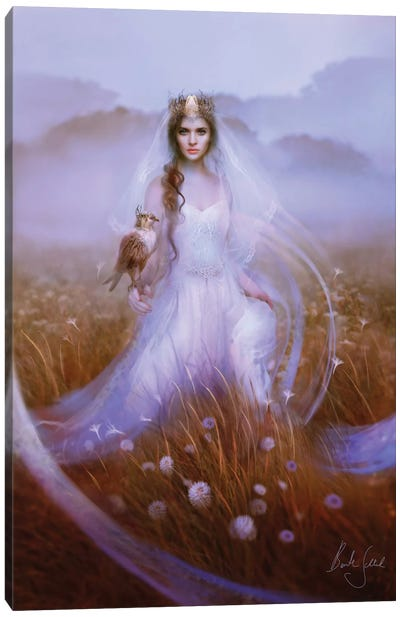 Guinevere Canvas Art Print