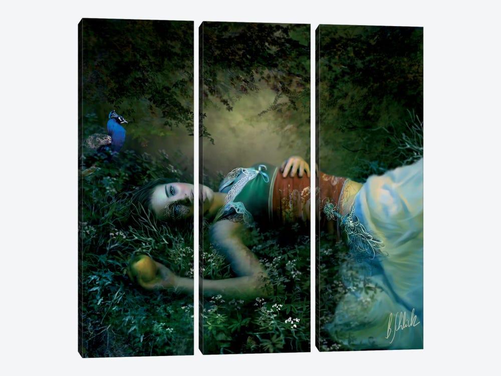 Ivoire by Bente Schlick 3-piece Canvas Wall Art