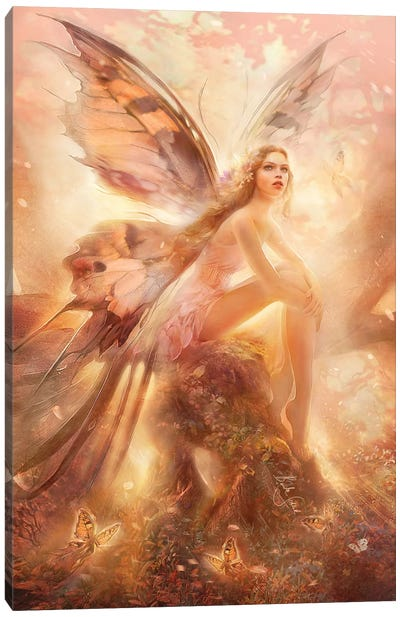 Awakening Canvas Art Print