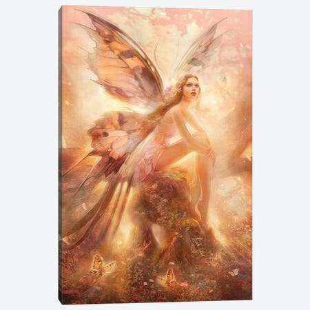 Awakening Canvas Print #BNT4} by Bente Schlick Canvas Artwork